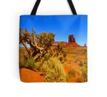 The Painted Valley Tote Bag