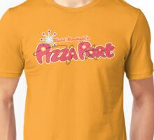 Redd Rockett's Pizza Port Unisex T-Shirt