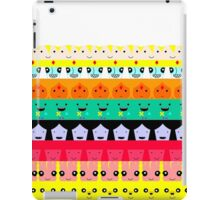 Adventure time Montage iPad Case/Skin