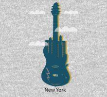 New York  Baby Tee