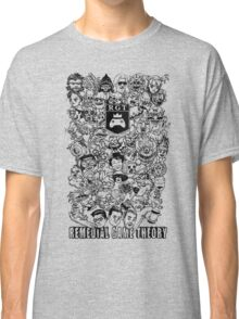 Remedial Game Theory - Light Classic T-Shirt