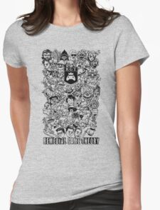 Remedial Game Theory - Light Womens Fitted T-Shirt