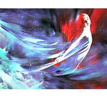 Goddess of the Cosmos Photographic Print