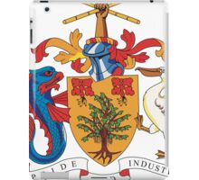 Barbados Coat of Arms iPad Case/Skin