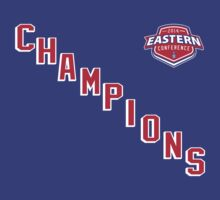 2014 Eastern Conference Champions by Societee