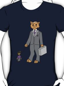 Business Cat T-Shirt