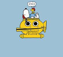 Snoopy Zissou Unisex T-Shirt