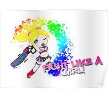 Fight Like Juliet! Poster