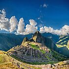 Machu Picchu by 3523studio