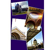 Royal Exhibition Building 3 Photographic Print
