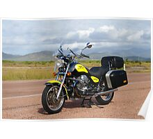 Moto Guzzi 1995 California 1100 Poster