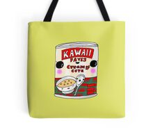 Kawaii Cute Tin A' Soup (BAXTERS\) Tote Bag