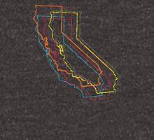 california pride blur Unisex T-Shirt