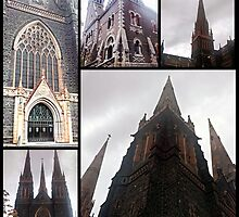 Cathedrals 2 by Tleighsworld