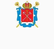 Coat of Arms of Saint Petersburg Unisex T-Shirt