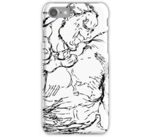 Streetfighter - DeeJay iPhone Case/Skin