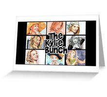 Kylie Minogue - Brady Bunch Edition Greeting Card