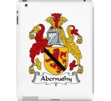 Abernathy Coat of Arms / Abernathy Family Crest iPad Case/Skin