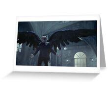 Hyde Angel Ken Greeting Card