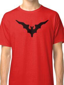 Gorey Inspired Bat Classic T-Shirt