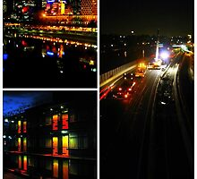 City Lights by Tleighsworld