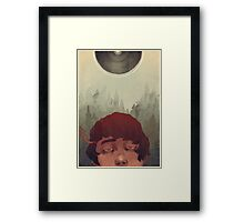 Slow Cure Framed Print
