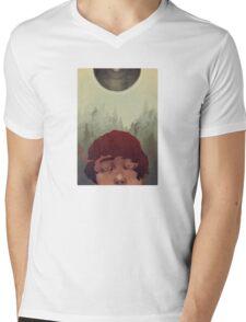 Slow Cure Mens V-Neck T-Shirt