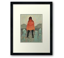 Spirits of the Lake Framed Print