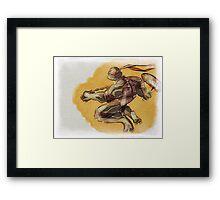 Michaelangelo Framed Print