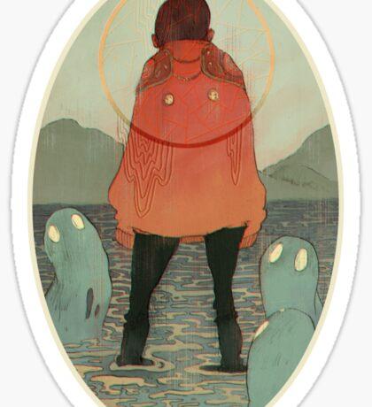 Spirits of the Lake Sticker