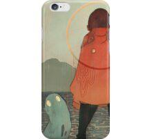 Spirits of the Lake iPhone Case/Skin