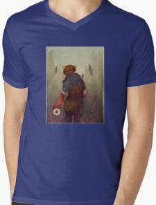 Dumb, Little Secrets Mens V-Neck T-Shirt