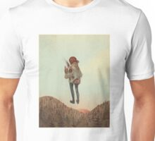 Overcoming Obstacles Unisex T-Shirt