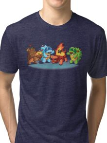 Turtle Party! Tri-blend T-Shirt