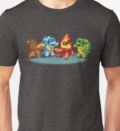 Turtle Party! Unisex T-Shirt