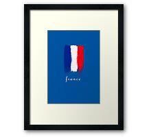 World Cup: France Framed Print