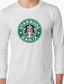 Starbuds Ganja Long Sleeve T-Shirt