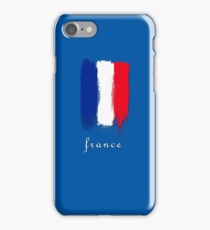 World Cup: France iPhone Case/Skin