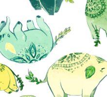 PLANT Elephant Sticker