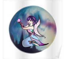 Galaxy Fairy Poster