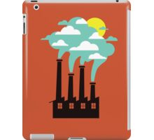 The cloud factory iPad Case/Skin