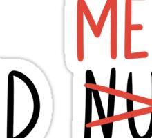 HIPSTER NERD :: SEND MEMES Sticker