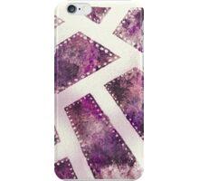 Violet Blades iPhone Case/Skin
