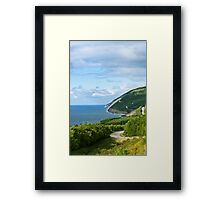 Cape Breton Highlands National Park Framed Print