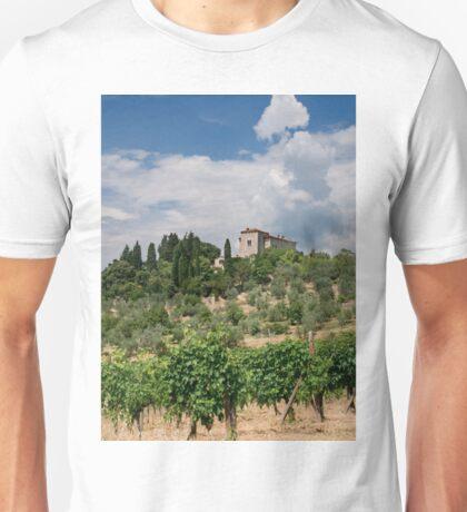 Tuscany Villa Unisex T-Shirt