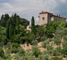 Tuscany Villa Sticker