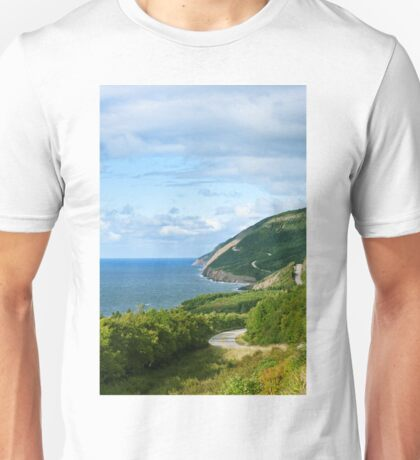 Cape Breton Highlands National Park Unisex T-Shirt
