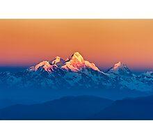 Himalayan Mountains  Photographic Print