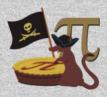 Pi-Rats love Pie VRS2 Kids Clothes