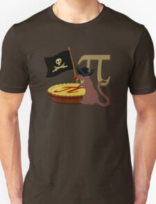 Pi-Rats love Pie T-Shirt